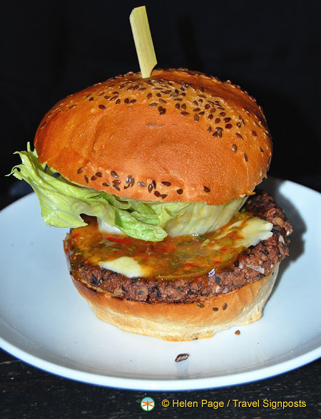 Blas Burger - St Ives