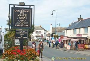 Tintagel King Arthurs Tintagel Cornwall