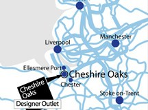 Cheshire Oaks Designer Outlet – Chester
