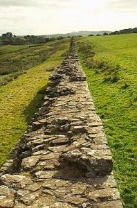 Hadrian's Wall, Northumbria