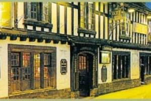 An Old English Inn