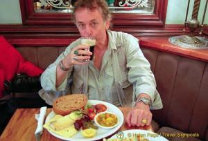 English Pub Food