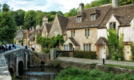 Castle Combe – The Prettiest Village in England