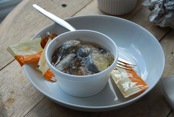 Jellied eels traditional english food east end specialty jellied eels traditional english food forumfinder Image collections