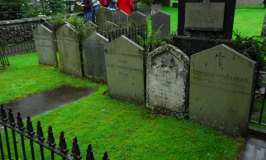 Wordsworth's Final Resting Place in Grasmere