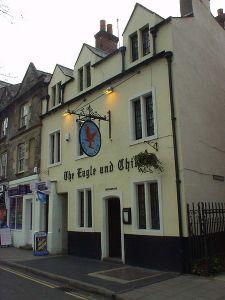 The Eagle and Child, Oxford Pub