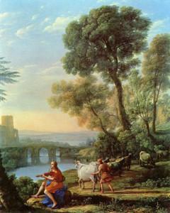 Claude Lorrain Landscapes