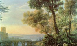 The Enchanted Landscapes of Claude Lorrain at The Ashmolean