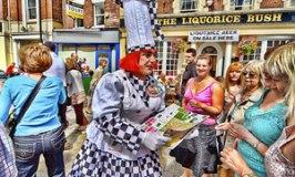 Pontefract's Liquorice Fair