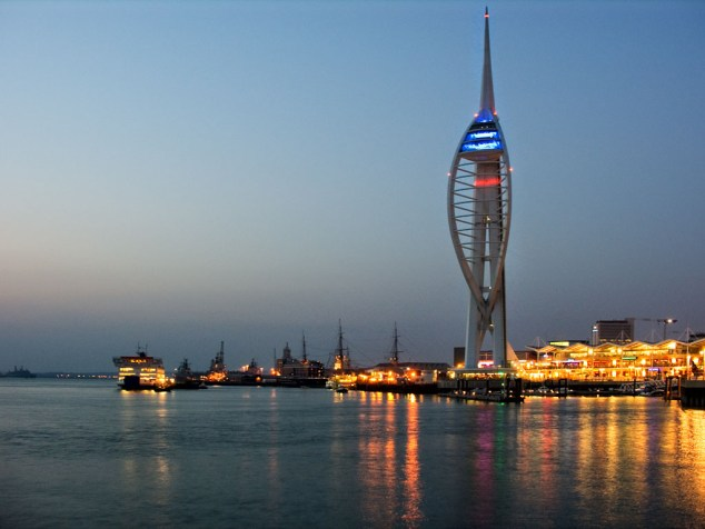 Spinnaker Tower (C) David Blaikie