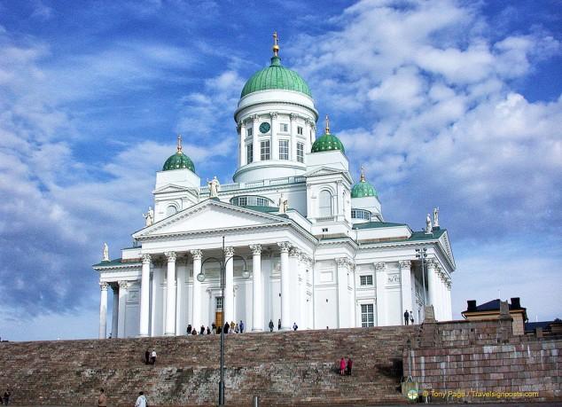 Tuomiokirko,  Helsinki Lutheran Cathedral