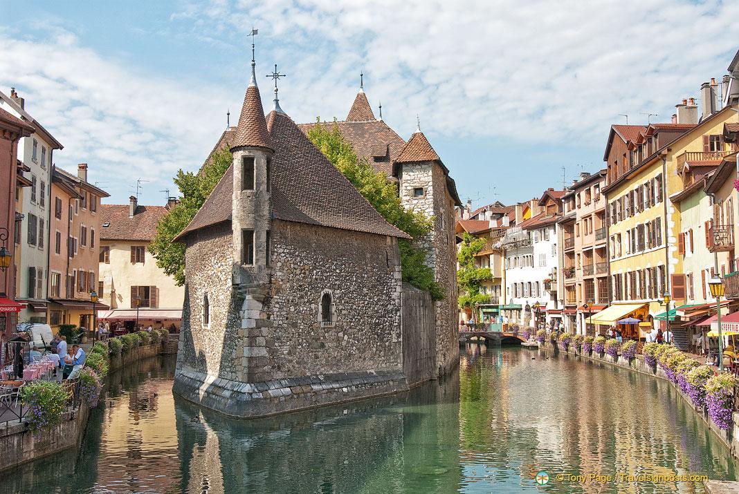 Annecy HauteSavoie Annecy France