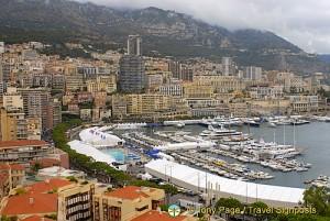 Monaco - View of Port