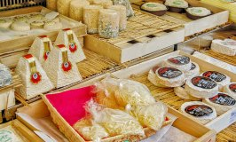 Fromage Chevres