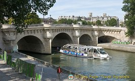 Bridges of Paris