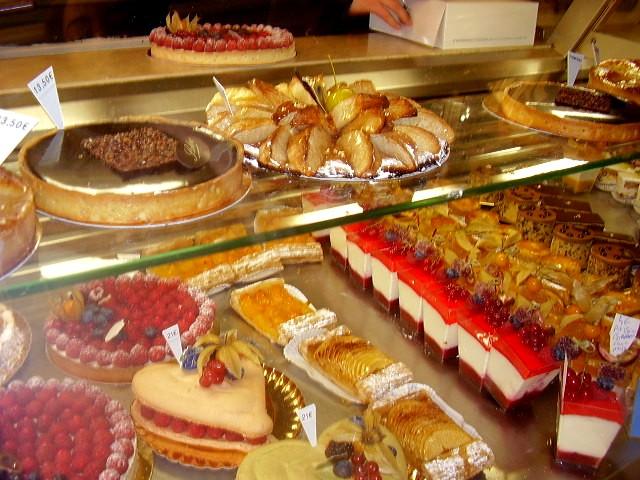 Paris desserts