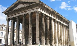 Maison Carrée – Nîmes' Magnificent Roman Temple