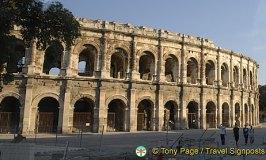 Les Arènes – Nîmes' Roman Amphitheatre