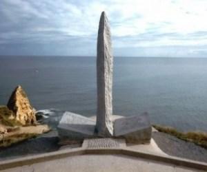 Pointe du Hoc Monument