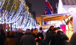 Marchés de Noël – Christmas Markets in Paris 2017