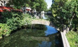 L'Isle-sur-la-Sorgue waterways