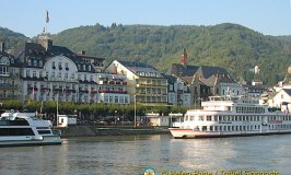 Rhine River Cruises with KD Rhine