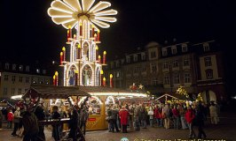 Heidelberg's Atmospheric Christmas Market