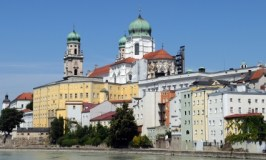 Passau Cruises from the Town of Three Rivers