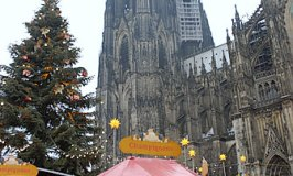 Christmas Markets in Cologne, the Cathedral City – 2014