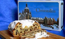 Dresden Takes The Cake For Christmas Stollen