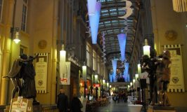 Mädler Passage – A Magnificent Leipzig Shopping Arcade