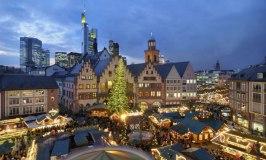 Frankfurt Christmas Market – Weihnachtsmarkt 2017