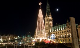 Hamburg Weihnachtsmarkt – Hamburg Christmas Market 2016