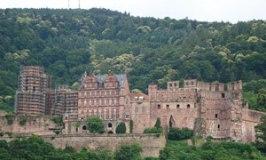 Vote 1 for Heidelberg Castle