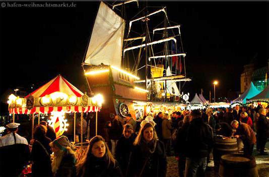 Kölner Hafen-Weihnachtsmarkt