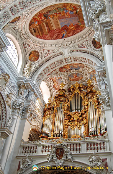 Saint Stephens Cathedral Organ