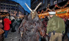 Krampus Run – A Rather Scary Christmas Tradition