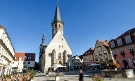 Weikersheim – A Noble Town on the Romantic Road