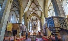 Weikersheim's Historic Church of St Georg