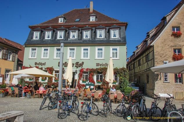 Weikersheim Marktplatz