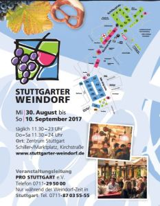 Stuttgarter Weindorf