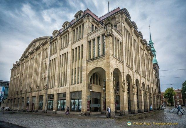 Grand Budapest Hotel, Görlitz