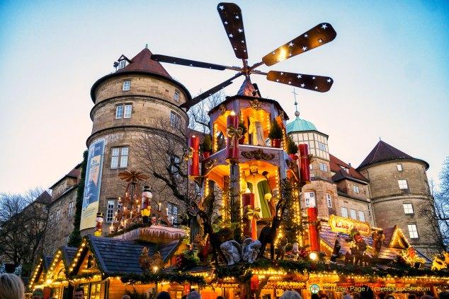 Live from the Stuttgart Christmas Market | Germany Travel