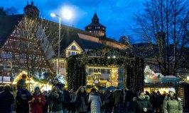 A Trip Back in Time at the Esslingen Medieval Christmas Market