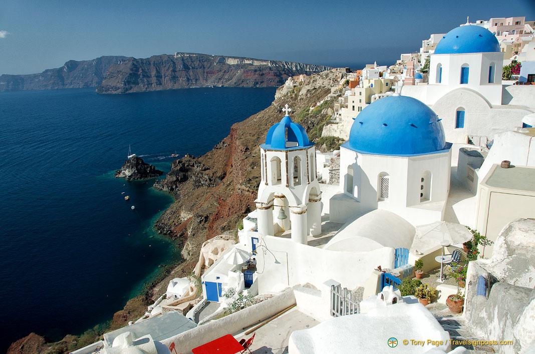 Santorini - The Hottest Destination in the Greek Isles