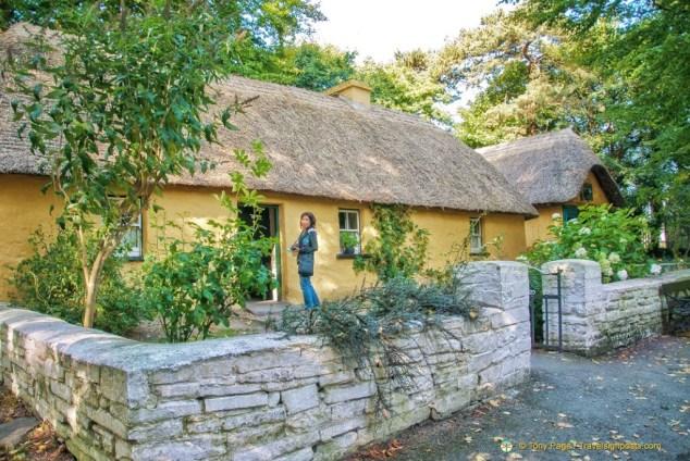 Bunratty Folk Park, Co. Clare, Ireland
