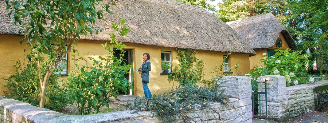 Bunratty Folk Park - A Glimpse into Rural Life in the Past
