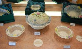 A Visit to Belleek Pottery in Co. Fermanagh