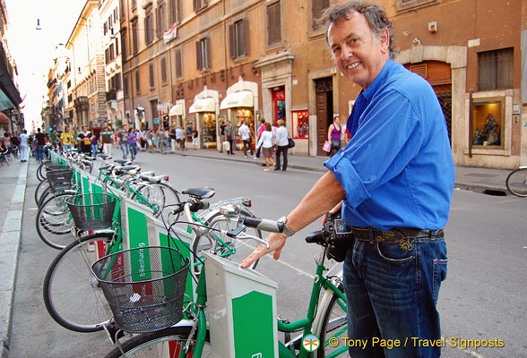 how to get around rome cheap