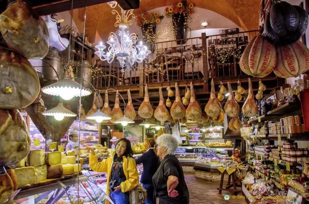 Bologna Food